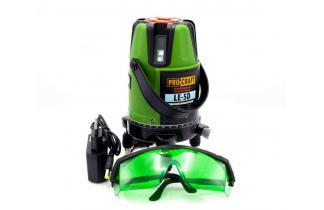 Лазерный уровень Procraft LE-5D (с зеленым диодом)