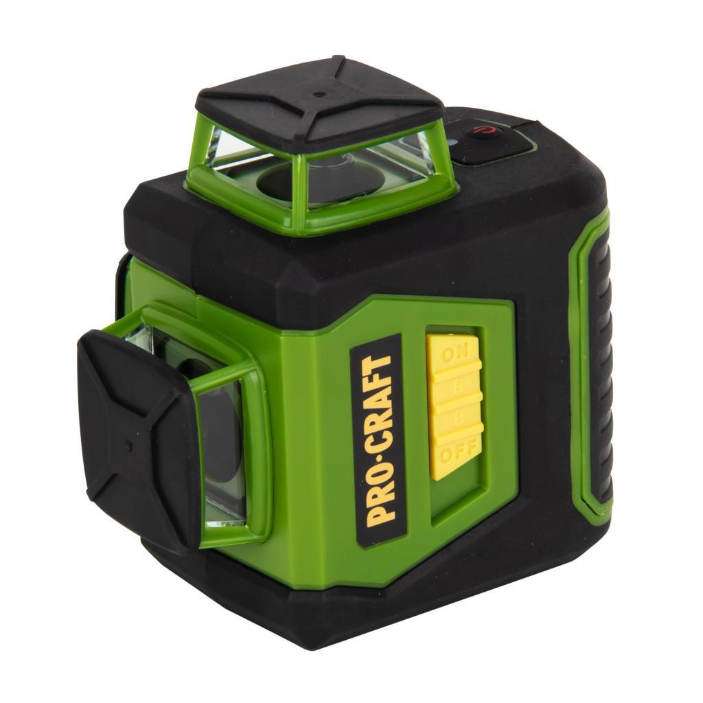 Лазерный уровень Procraft LE-3G