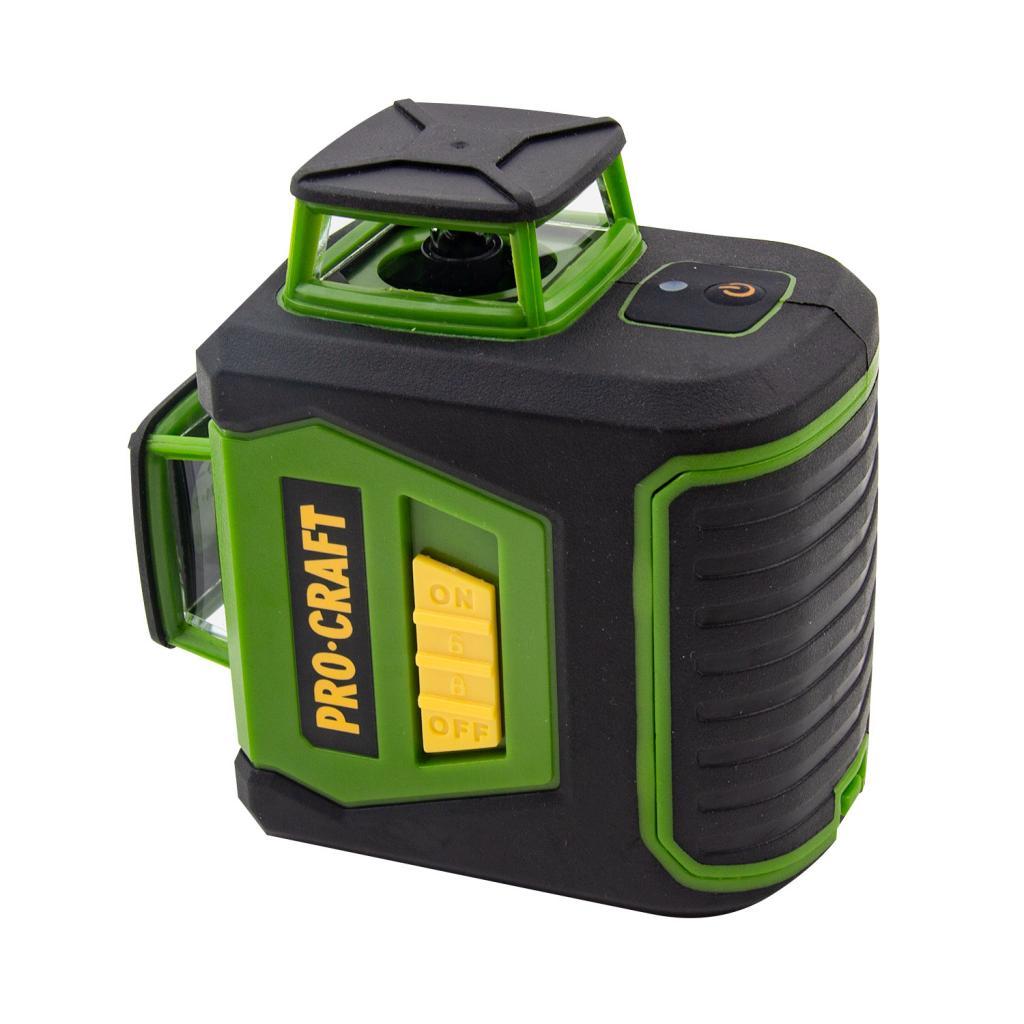 Лазерный уровень Procraft LE-3G - Фотография №2