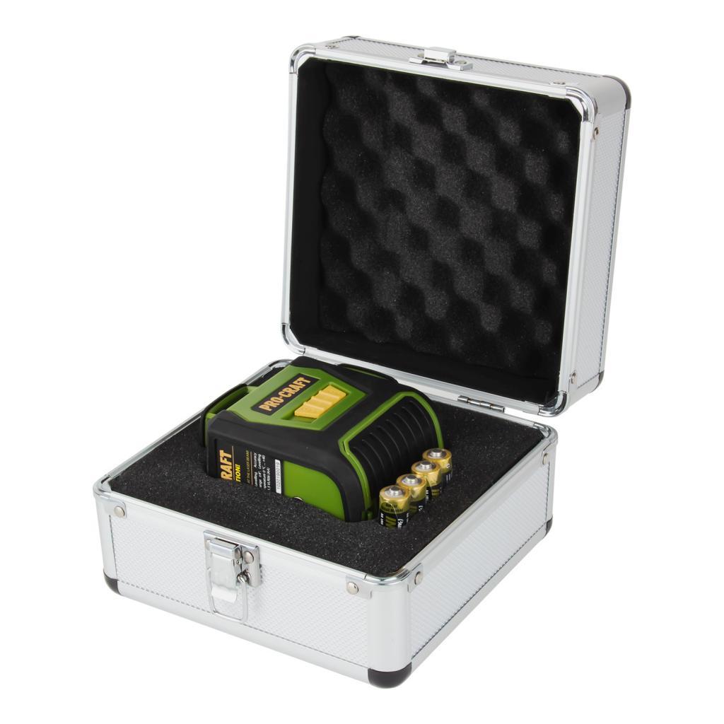 Лазерный уровень Procraft LE-3G - Фотография №6