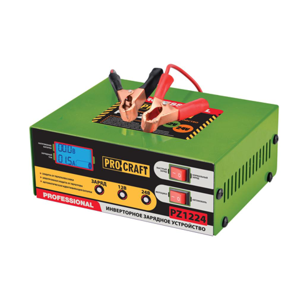 Инверторное зарядное устройство Proсraft PZ1224