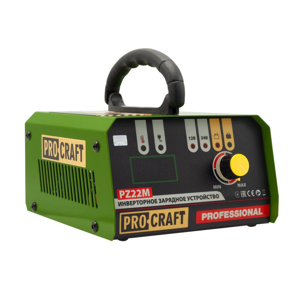 Инверторное зарядное устройство Proсraft PZ22M
