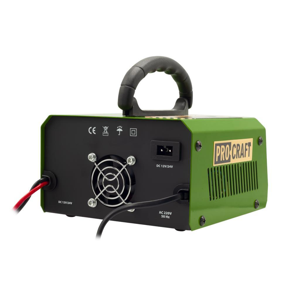 Инверторное зарядное устройство Proсraft PZ22M - Фотография №3