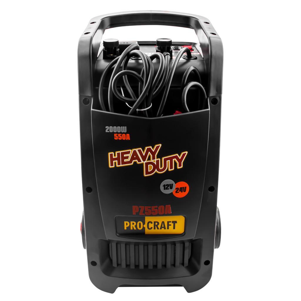 Пуско-зарядное устройство Procraft PZ550A - Фотография №4