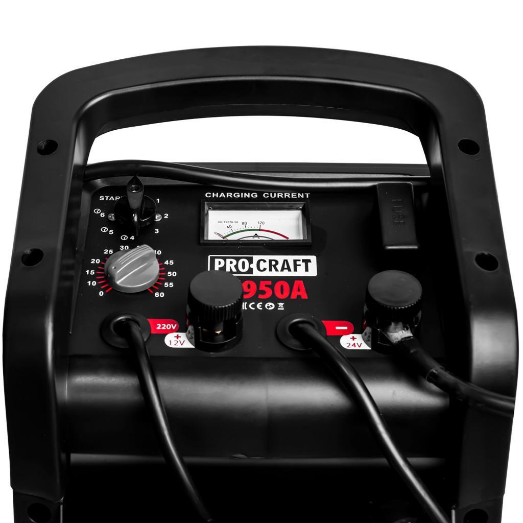 Пуско-зарядное устройство Procraft PZ950A - Фотография №4