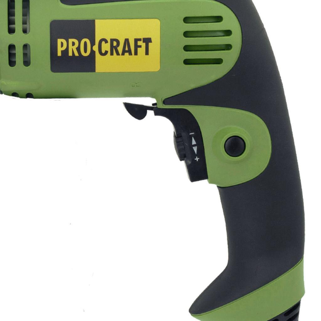 Дрель Procraft PS1050 - Фотография №4