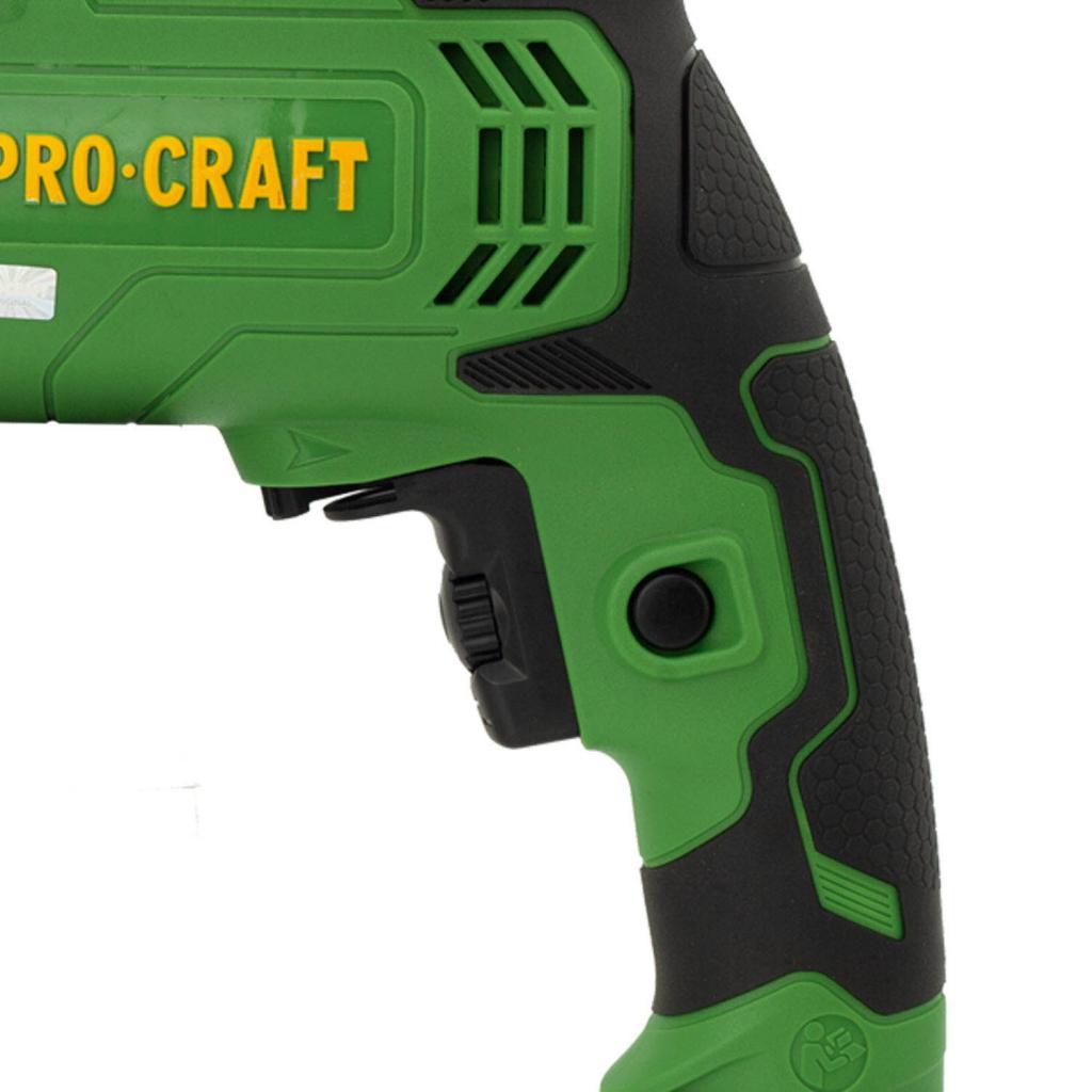 Дрель Procraft PS1100 ударная - Фотография №3