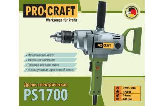 Дрель Procraft PS1700/16