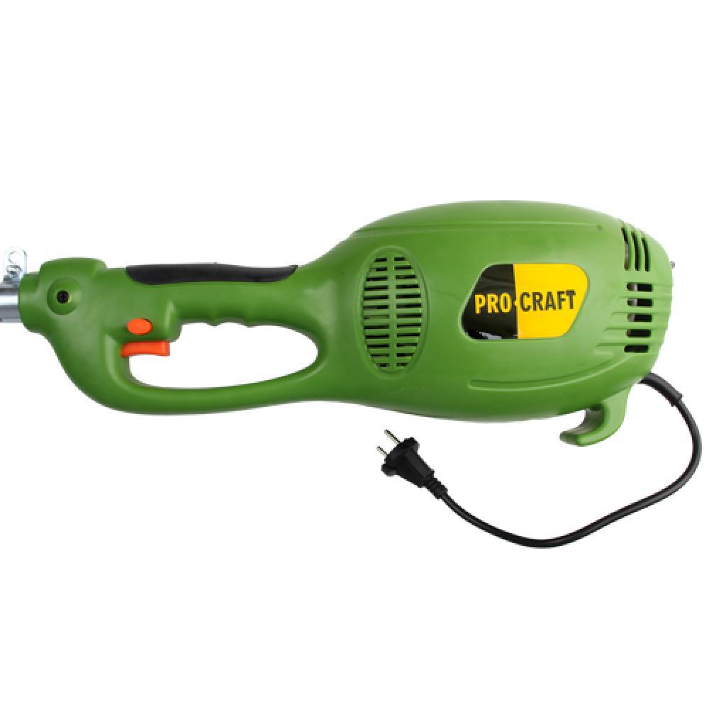 Коса электро Procraft GT2100
