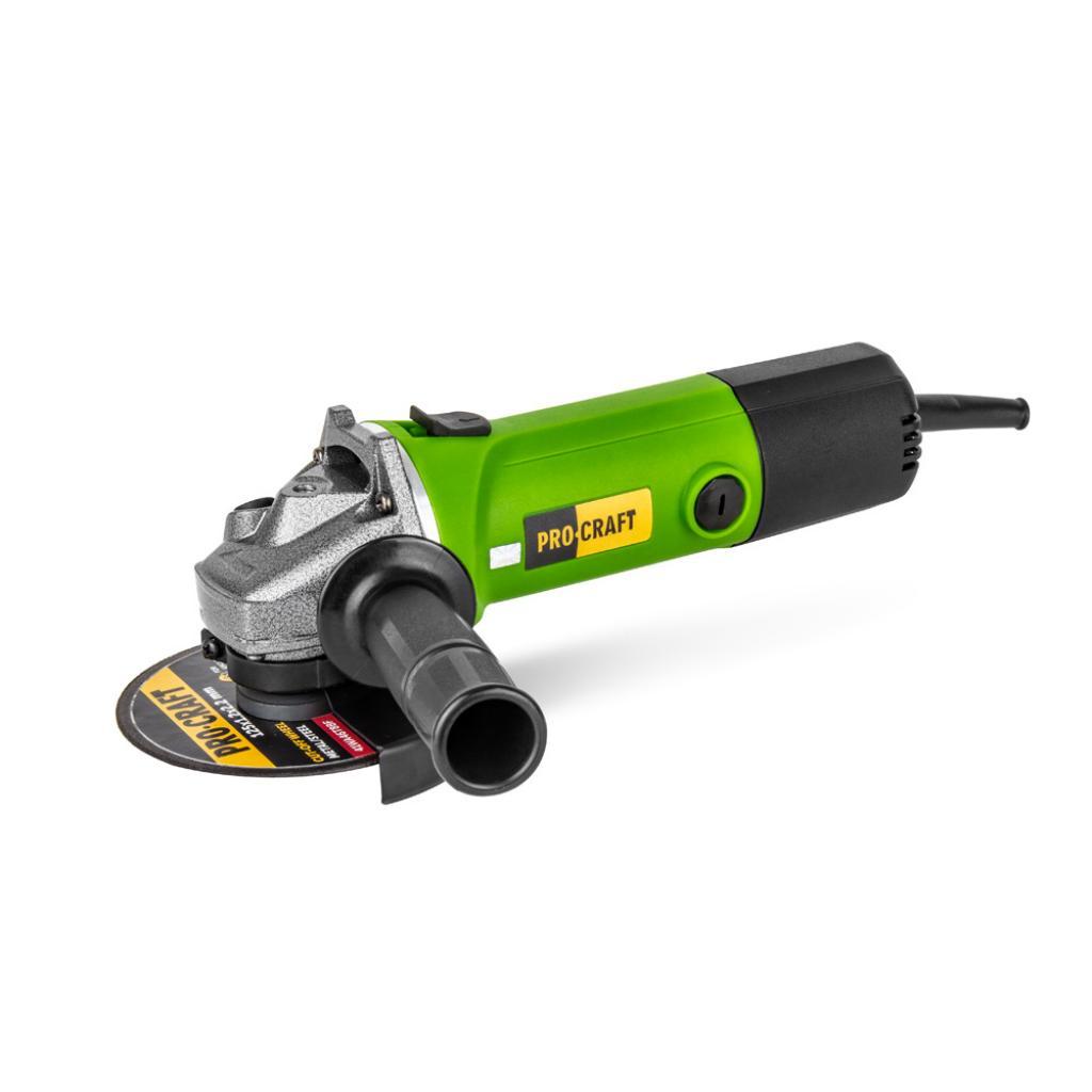 Углошлифовальная машина Procraft PW1350 125 мм