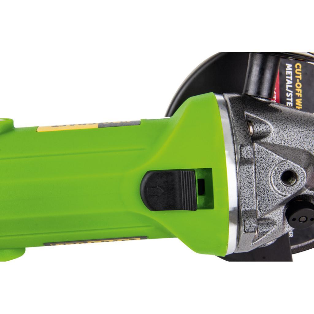 Углошлифовальная машина Procraft PW1350E 125 мм - Фотография №5