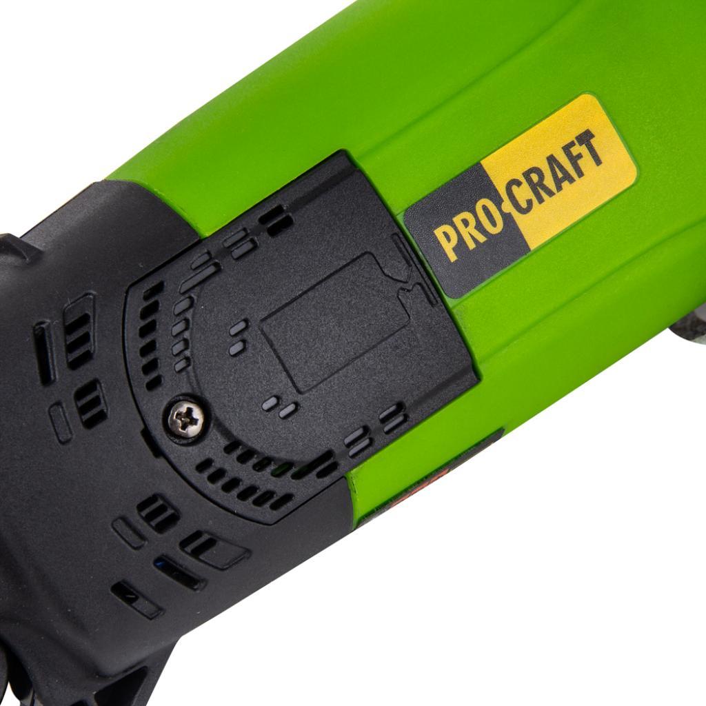 Углошлифовальная машина Procraft PW2200ES 180 мм - Фотография №7