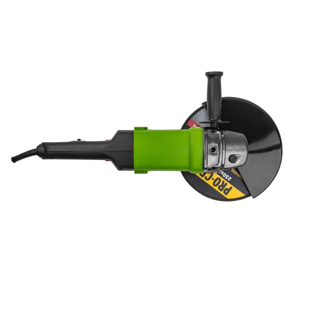 Углошлифовальная машина Procraft PW2300 230 мм - Фотография №1
