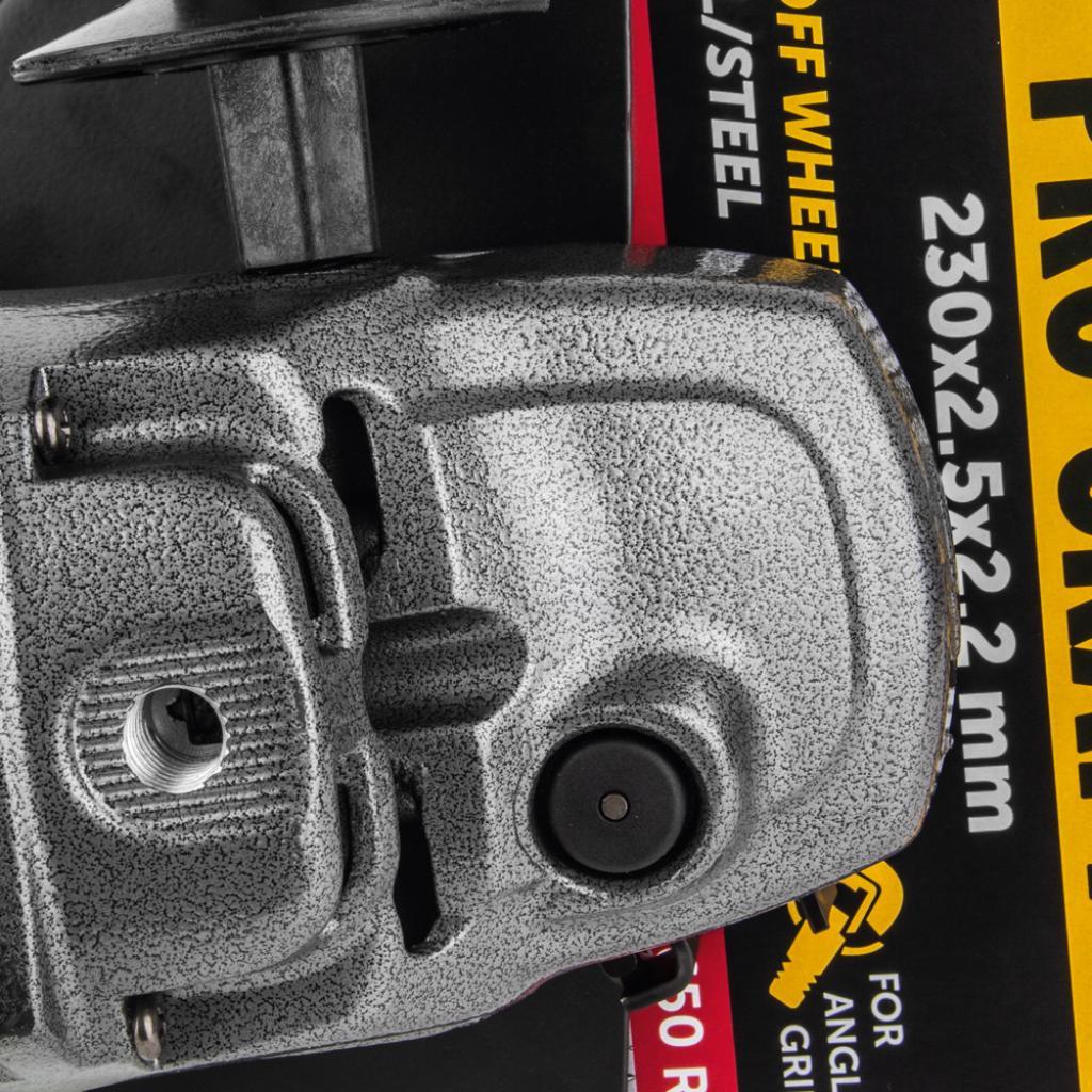 Углошлифовальная машина Procraft PW2400 230 мм - Фотография №4