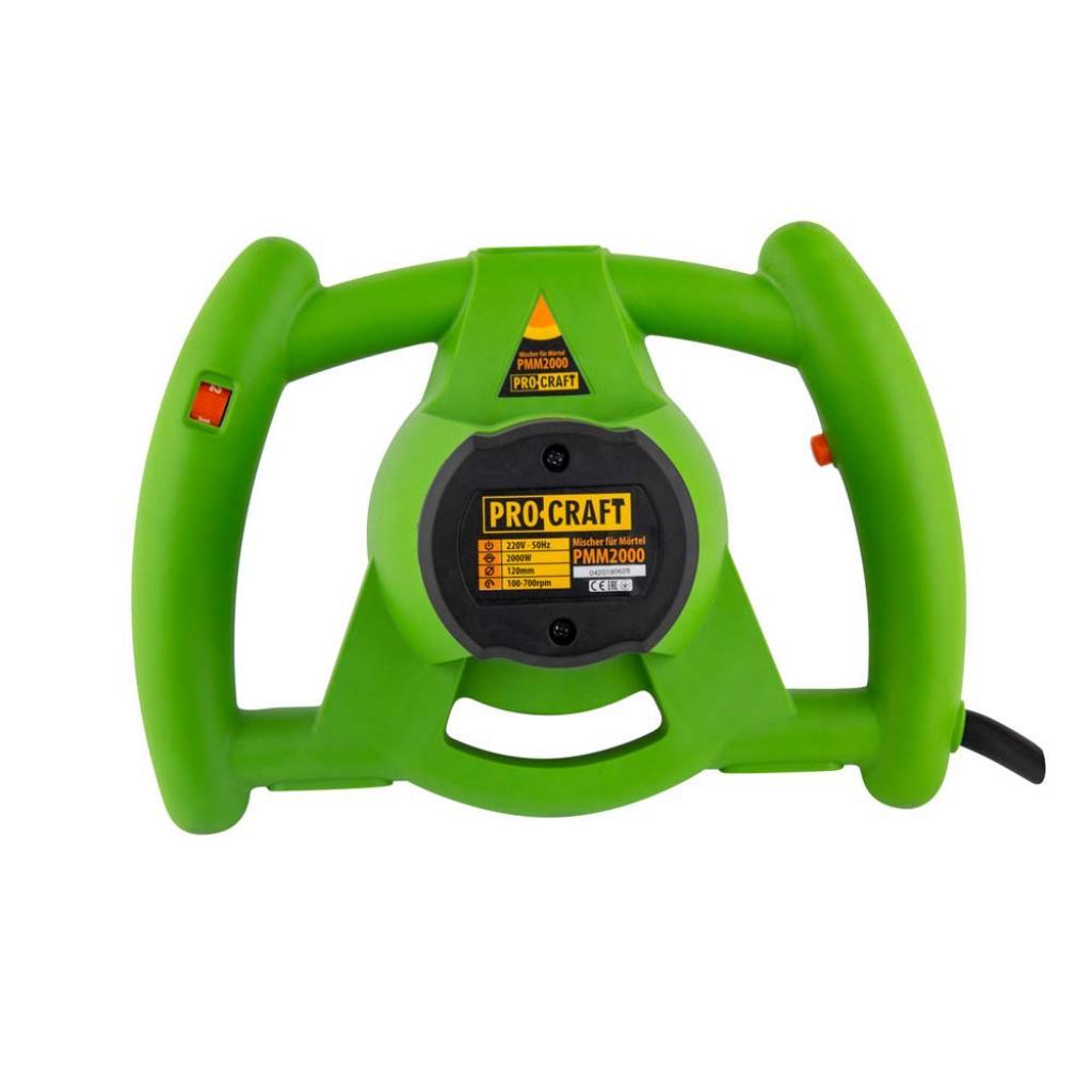 Миксер Procraft PMM2000 - Фотография №3