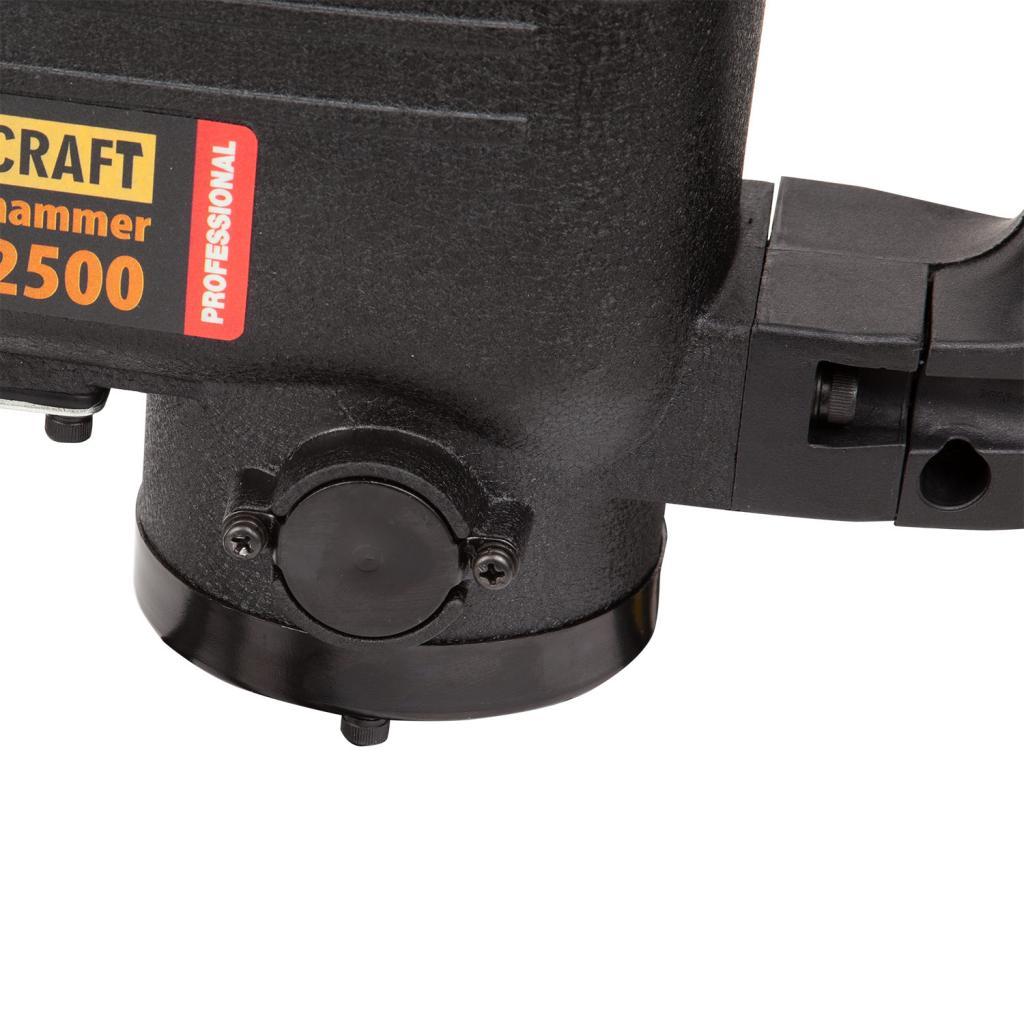 Отбойник Procraft PSH2500 - Фотография №4
