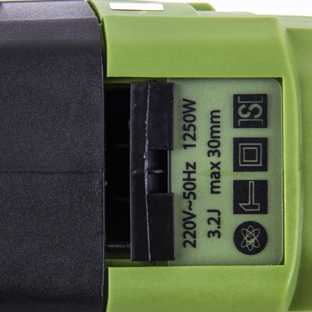 Перфоратор Procraft BH1250DFR - Фотография №5