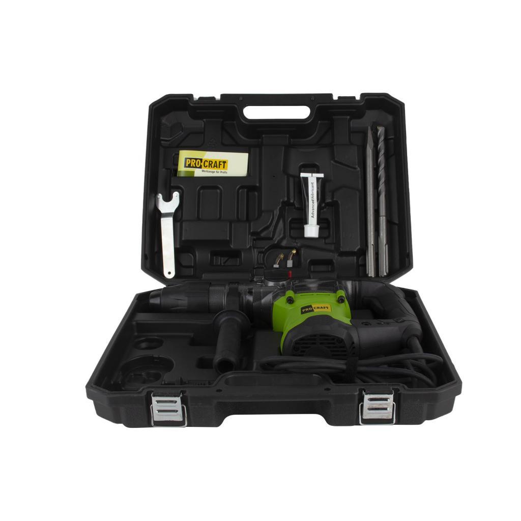 Перфоратор Procraft BH2350 SDS MAX professional NEW - Фотография №9