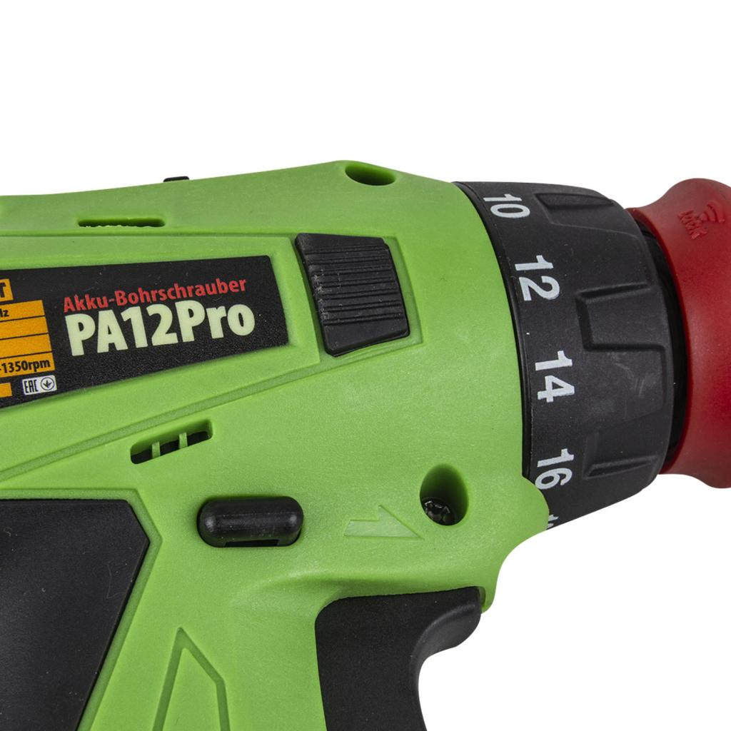 Шуруповерт Procraft PA12PRO c DFR патроном - Фотография №2