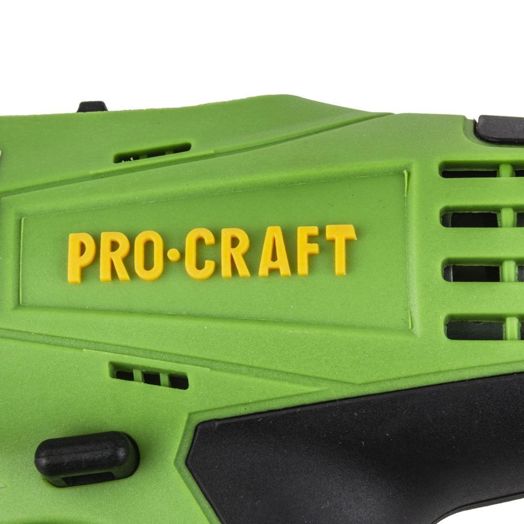 Шуруповерт Procraft PA12PRO c DFR патроном - Фотография №5