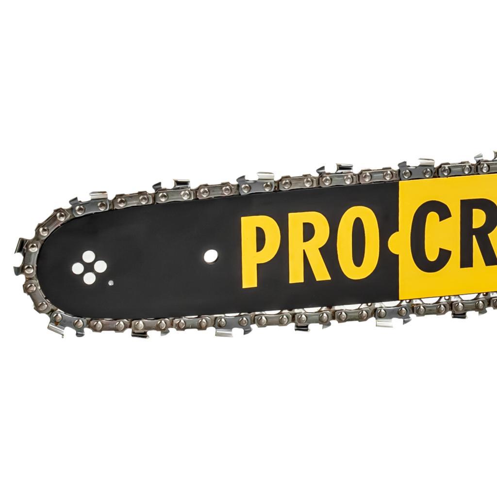 Цепная пила PROCRAFT K1800 боковая - Фотография №2