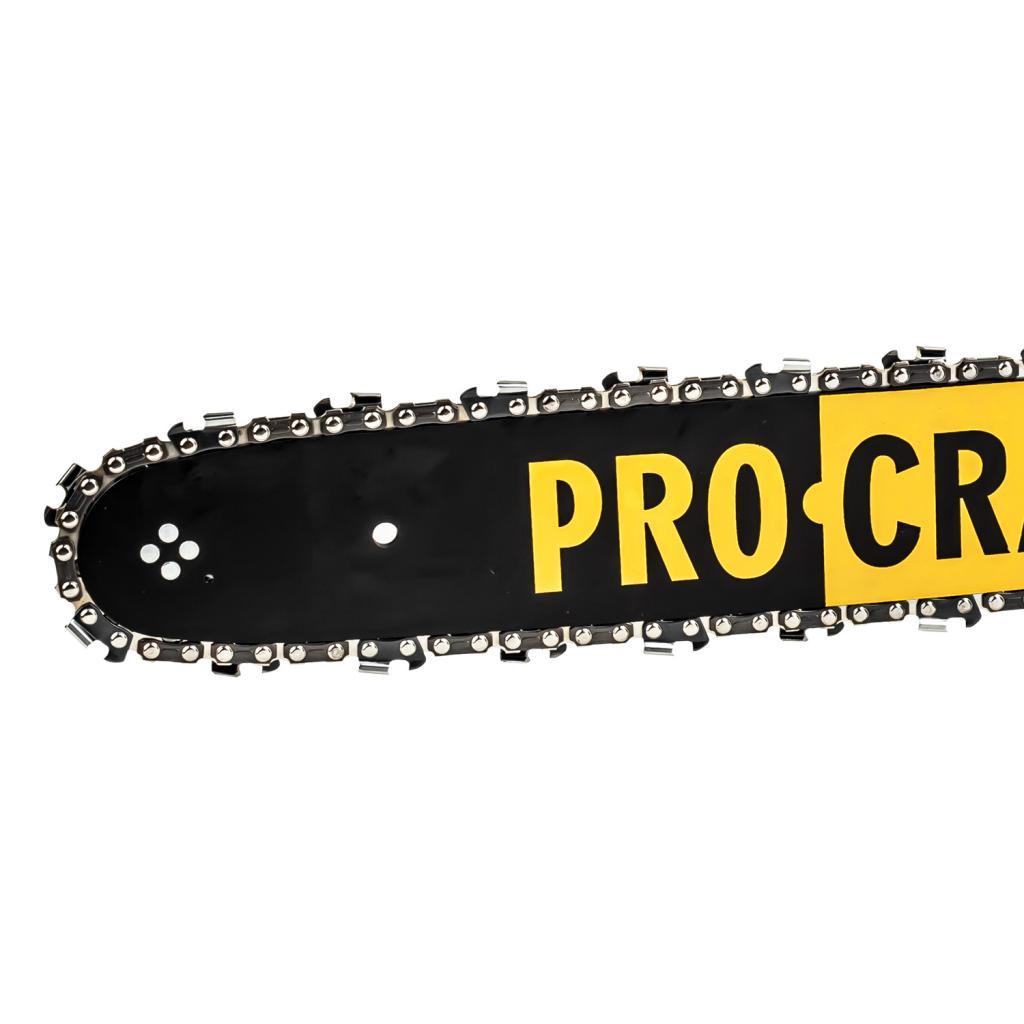 Цепная пила Procraft K2350 боковая (2 шины 40, 2 цепи 40) - Фотография №1