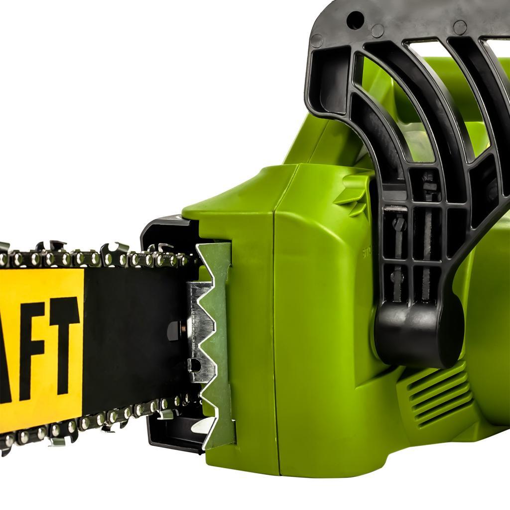 Цепная пила Procraft K2350 боковая (2 шины 40, 2 цепи 40) - Фотография №5