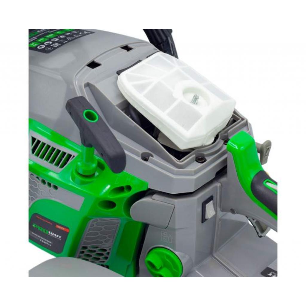 Бензопила Procraft Industrial K450Pro - Фотография №4