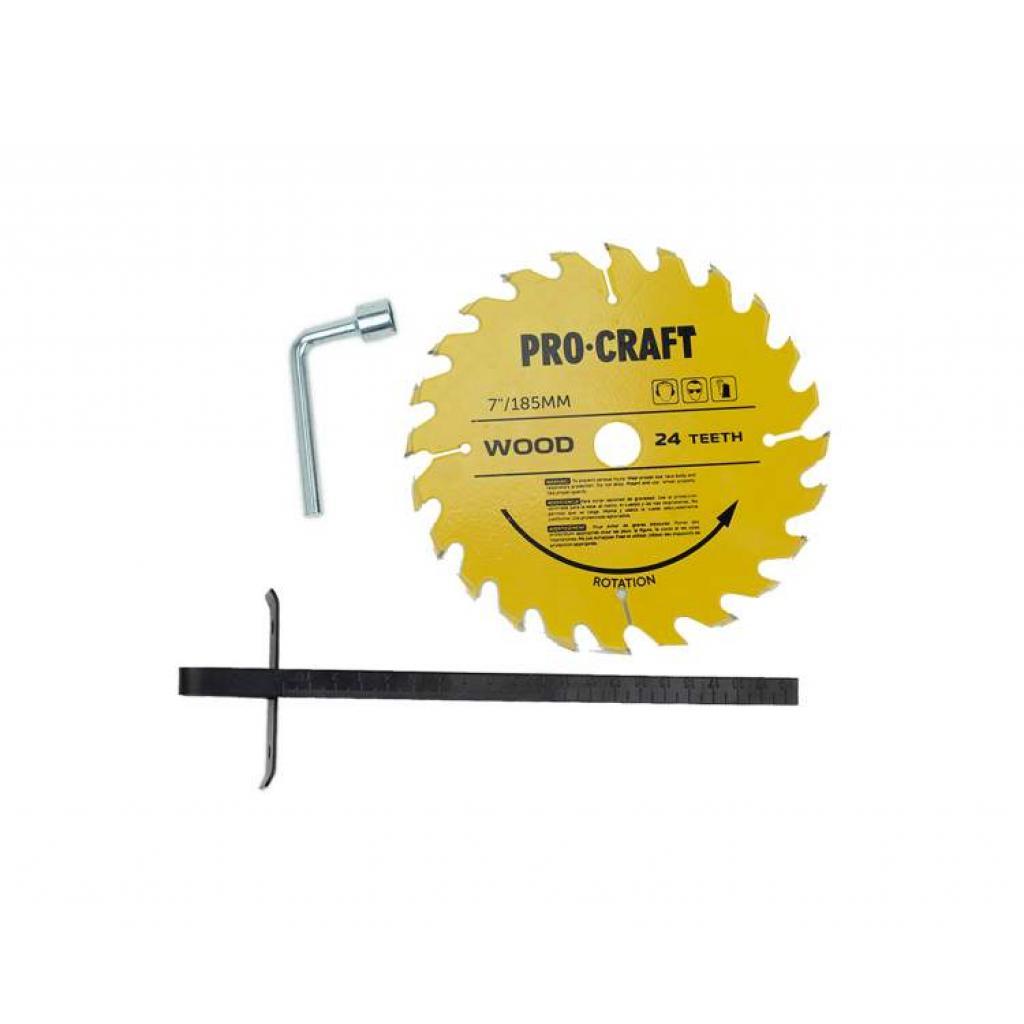 Дисковая пила Procraft KR2300 - Фотография №1