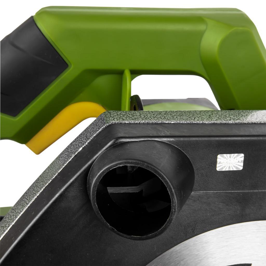 Дисковая пила Procraft KR2750 (с креплением к столу) - Фотография №3