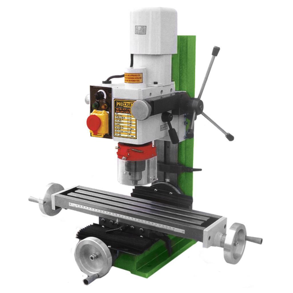Фрезерный станок по металлу Procraft VMM1100