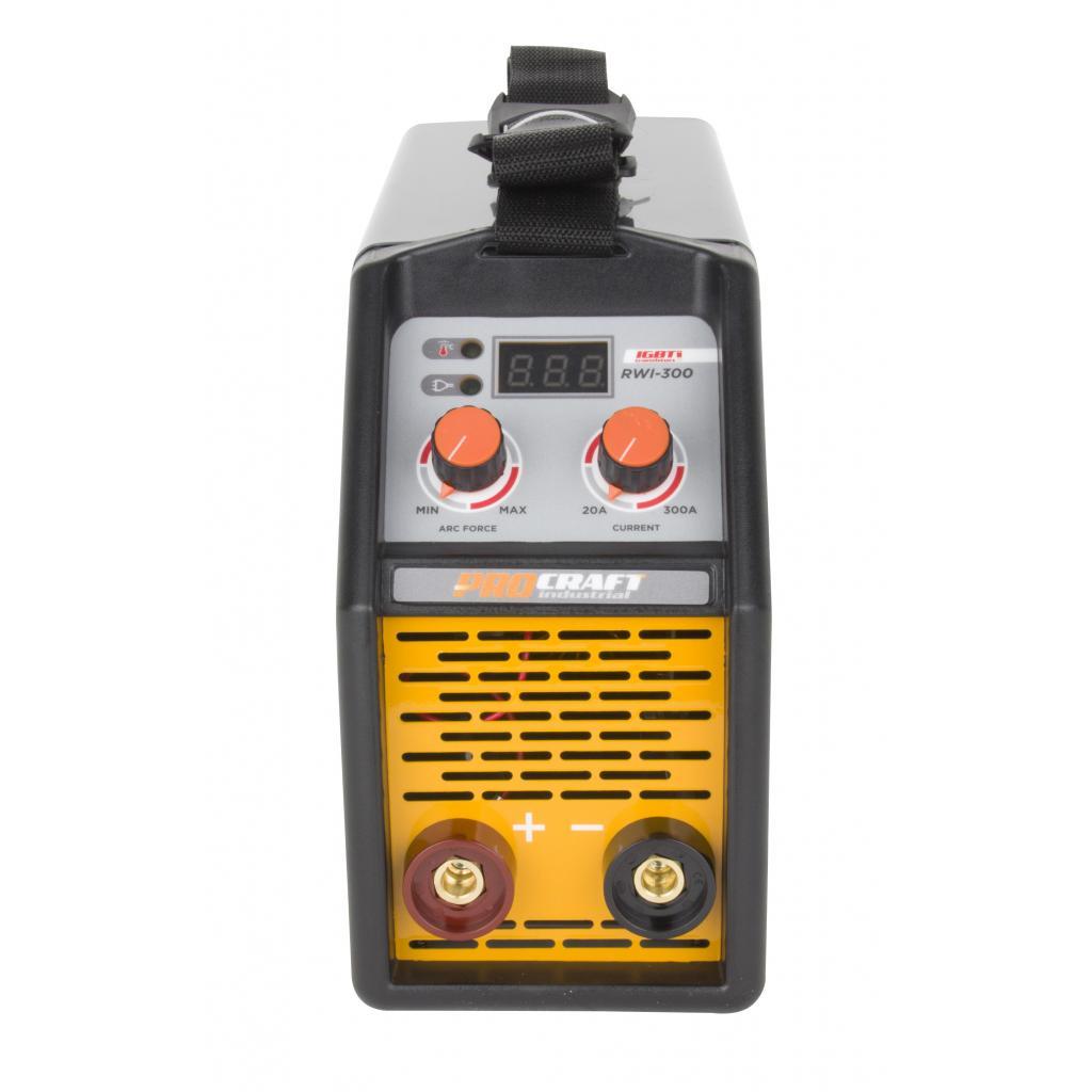 Инверторный сварочный аппарат Procraft industrial RWI300 - Фотография №1