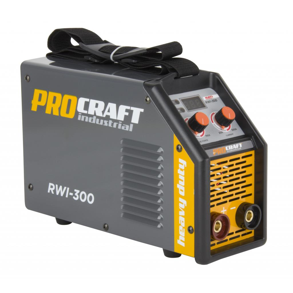 Инверторный сварочный аппарат Procraft industrial RWI300 - Фотография №2