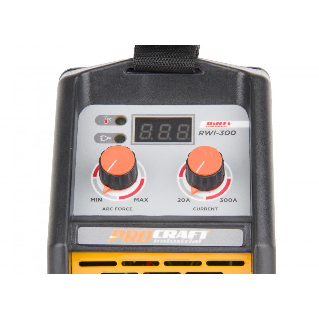Инверторный сварочный аппарат Procraft industrial RWI300 - Фотография №4