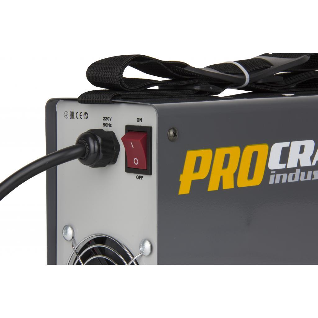 Инверторный сварочный аппарат Procraft industrial RWI300 - Фотография №7
