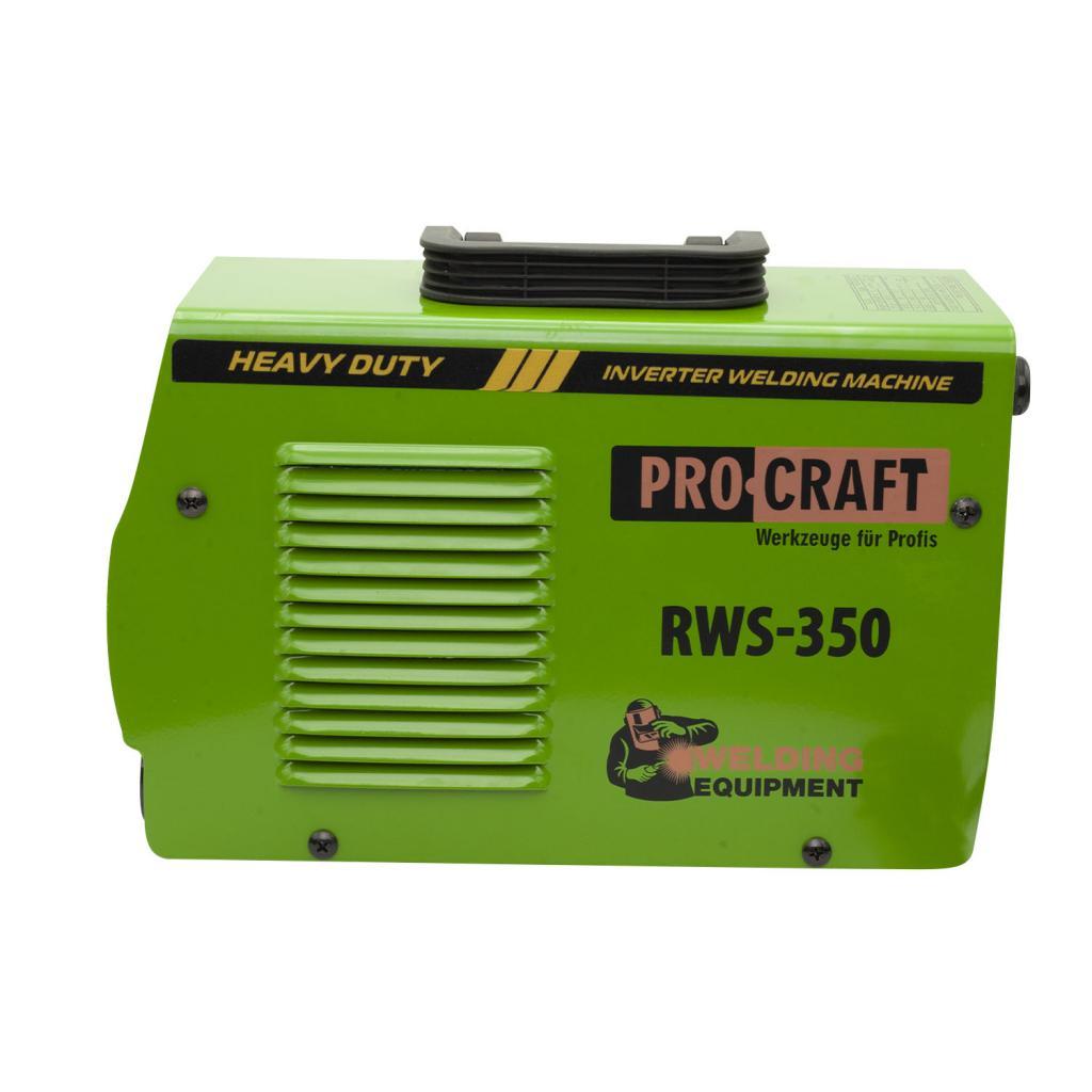 Инверторный сварочный аппарат Procraft RWS350 - Фотография №2