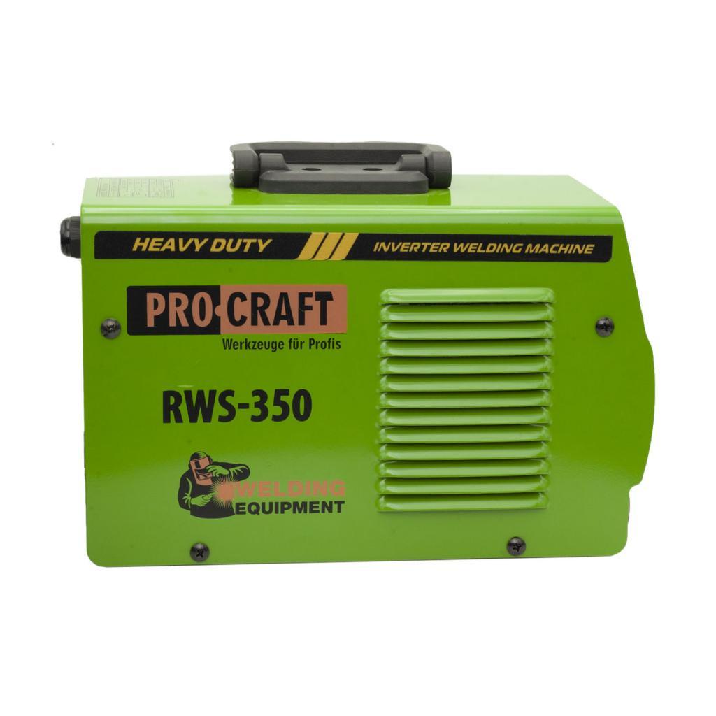 Инверторный сварочный аппарат Procraft RWS350 - Фотография №3