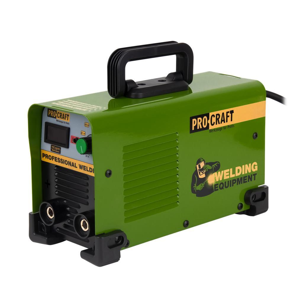Инвертор сварочный аппарат Procraft SP295D