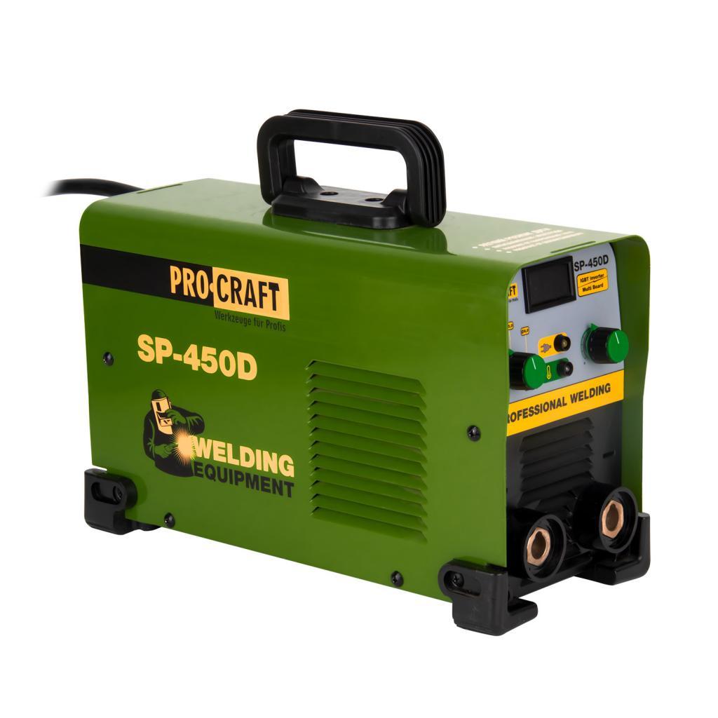 Инвертор сварочный аппарат Procraft SP450D(380В)