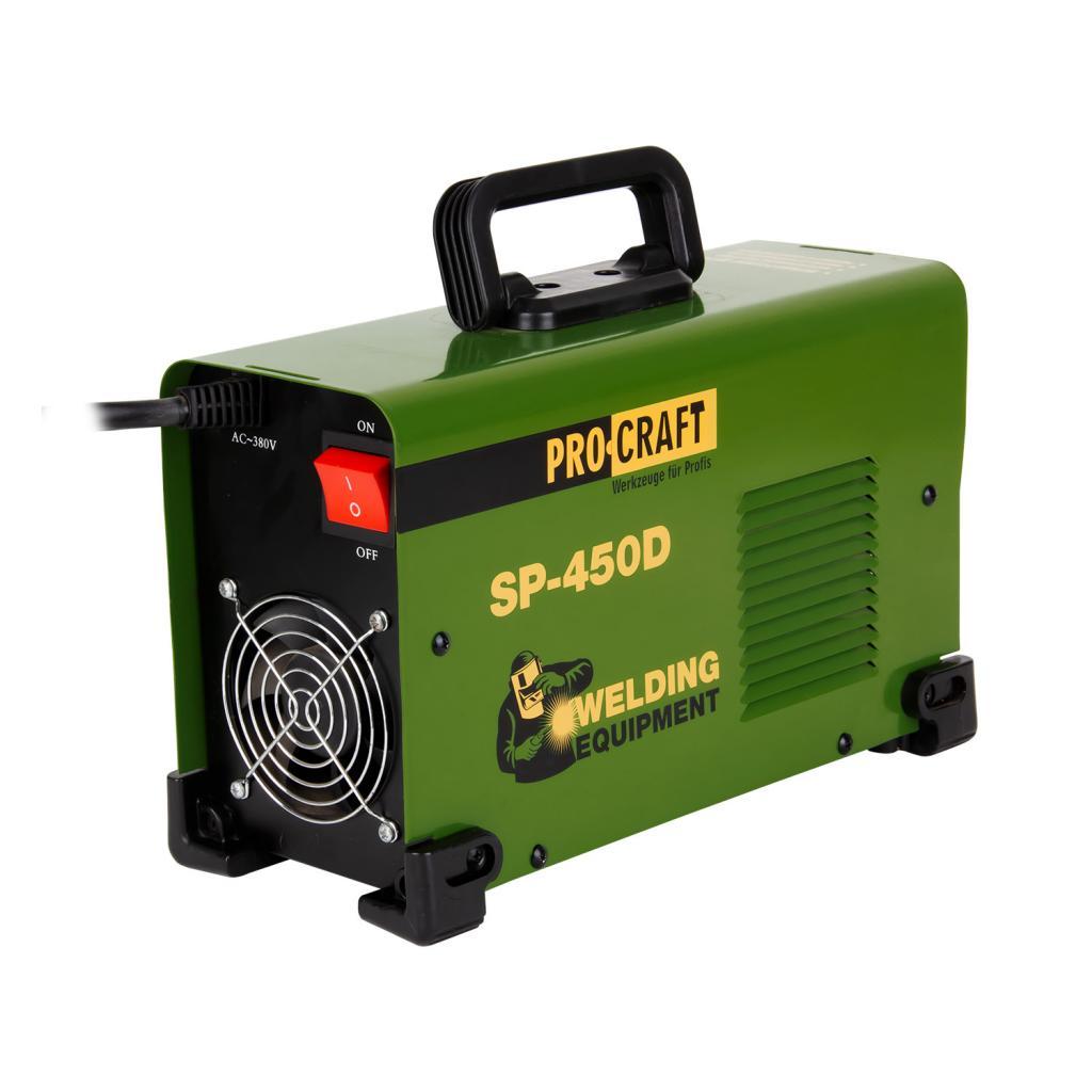 Инвертор сварочный аппарат Procraft SP450D(380В) - Фотография №3