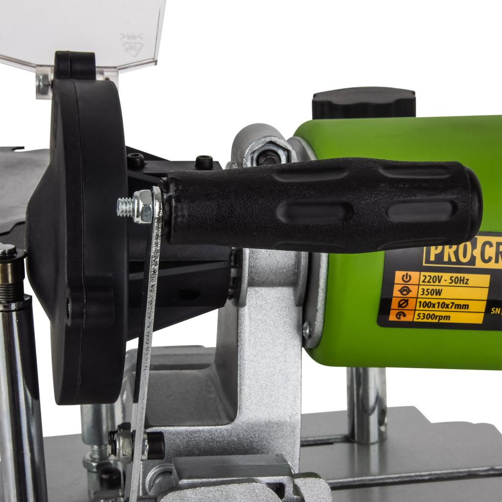 Заточка для пильных дисков Procraft SS350 - Фотография №2