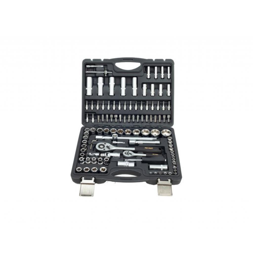 Набор ручного инструмента Procraft WS-108/72
