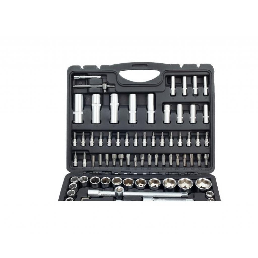 Набор ручного инструмента Procraft WS-108/72 - Фотография №3